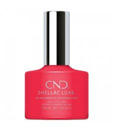 CND Shellac Luxe - Lobster Roll